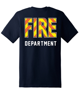 Firefighter Safety Stripe T-Shirt