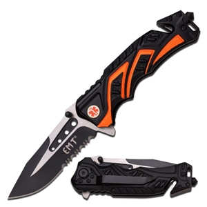 EMT M-Tech Ballistic Rescue Knife