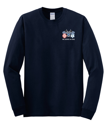We Serve as One Long Sleeve T-Shirt