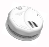BRK Electronics First Alert 3120B 120V AC/DC Dual Sensor Hardwired with two 1.5V AA Battery Backup Photoelectric and Ionization Smoke Alarm