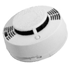 BRK Electronics First Alert 5919TH 120V AC Hardwired Combo Photoelectric Smoke Alarm and Heat Alarm