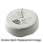 BRK Electronics First Alert 83RI 9V DC Battery Operated Ionization Smoke Alarm (Upgraded to FG250B)