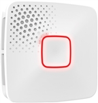 BRK Electronics First Alert AC10-500B Onelink Wi-Fi and Bluetooth Wireless AC/DC Hardwired Combo Smoke and Carbon Monoxide Alarm with Voice and 10-Year Sealed Battery Back Up