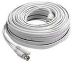 First Alert BRK BNC-50 50 ft. RG59 Coax Video and DC Power Cables