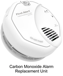 BRK Eletronics First Alert CO511 OneLink Wireless Battery CO Alarm with Voice (Upgraded to CO511B)