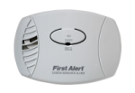 BRK Electronics First Alert CO600B 120V AC Plug-in Electrochemical Carbon Monoxide (CO) Alarm