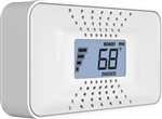 BRK Electronics First Alert CO710 DC 10-Year Sealed Lithium Battery Powered Carbon Monoxide Alarm with Digital Display