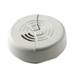 BRK Electronics First Alert FG250AB 9V DC Alkaline Battery Operated Ionization Smoke Alarm