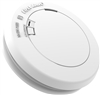 BRK Electronics First Alert PR700AB Low Profile 9V Alkaline Battery Operated Photoelectric Smoke Alarm