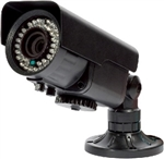 First Alert BRK PRO-CD550 1/3 Sony Super HAD CCD Indoor/Outdoor Wired Digital Color Camera with Night Vision