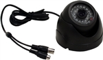 First Alert BRK PRO-CMD520 1/3 Indoor Wired Color Wired Mini Dome Camera with Night Vision and 60 feet Cable