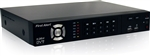 First Alert BRK PRO-D1610 16 Channel Wired iTB DVR Security System