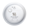 BRK Electronics First Alert SA302LCN 9V DC Dual Sensor Lithium Battery Operated Photoelectric and Ionization Smoke Alarm (Upgraded to SA320B)