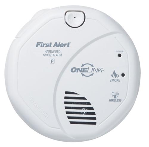 BRK SA520B 120V AC//DC BRK Wireless Interconnect Smoke Alarm-Bridge Unit