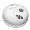 BRK Electronics First Alert SA720CN 9V DC Battery Operated Photoelectric Smoke Alarm with Escape Light