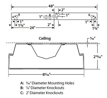 columbia step ballast wiring diagram columbia lighting law4 40ml edu 48w 4  low profile led wraparound  columbia lighting law4 40ml edu 48w 4