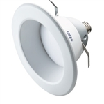 "CREE Lighting CR6-625L-27K-12-E26-FD 6"" LED Downlight, 2700K Color Temperature, 625 lumens, E26 Base, Full Definition"