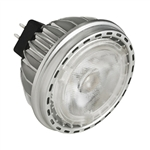 CREE Lighting LM16-50-30K-25D 9W LED MR16 Equivalent to 50W Halogen MR16, 3000K ColorTemp, 25 degree Narrow Flood