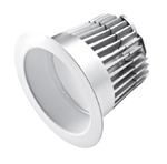 "CREE Lighting LR6C-DR650-GU24 6"" LED Downlight, 650 lumens, 3500K Color Temperature, GU24"