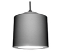 "CREE Lighting SC6-CM-BL-GU24 6"" Cord Mounted Housing, Black, 120V, GU24 Base"