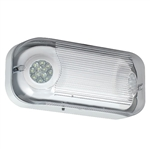 Compass Lighting CSWEU2LED 1.9W Outdoor Wet Location LED Emergency Light, 120-277V