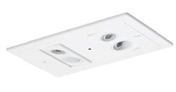 Dual-Lite EV4RI Recessed Ceiling Mount LED Emergency Light