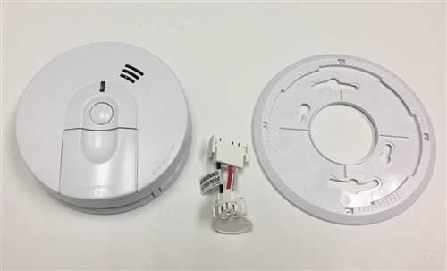 firex replacement kit to replace old firex 120v ac wire in smoke alarm rh electricbargainstores com  firex smoke alarm wiring diagram
