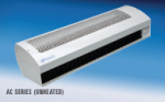 "Fantech AC3600/1 Air Curtain 36"" Unheated Air Barrier for Opening 115V, with Cord & Plug"