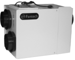 Fantech AEV1000 Air Exchange Ventilator 120 CFM, 5 inch Round Duct
