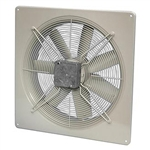 "Fantech FADE 10-4 Low Silhouette Axial Fans 10"" Impeller, 624 CFM, 115V/1 phase/60 Hz"