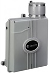 Fantech HP190SLQ Inline Slimline Radon Fan 159 CFM, Includes Noise Reduction Mounting System