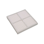 Fantech RHF 16B Bulk Pack of 12 Units Replacement HEPA Filter