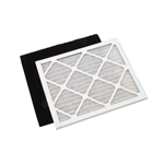 Fantech RPFH 1315B Bulk Pack of 24 Units HEPA Replacement Filter Combination Pack (includes 1 Pre-Filter & 1 Carbon Filter)