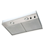 "Fantech SGHL 36 36"" Wide Kitchen Range Hood Liner (stainless & galvanized steel)"