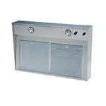 "Fantech SHL 36 36"" Wide Kitchen Range Hood Liner (all stainless steel)"
