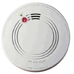 Firex 120-1072B AC Smoke Alarm with Battery Back-up and False Alarm Control