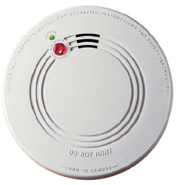 Firex 4518 Ac Smoke Detector Alarm With Battery Back Up