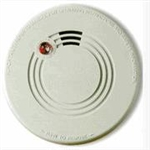 Firex 465  9V DC battery Powered  Smoke Alarm Detector