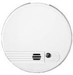 Firex 4671  9V DC Lithium  battery Powered  Smoke Alarm Detector