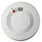 Firex FX1218 AC Smoke Alarm with Battery Back-up and False Alarm Control