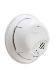First Alert 9120BFF 120V AC/DC Hardwired with 9V Battery Backup Ionization Smoke Alarm