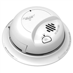 First Alert BRK SA4121B 120V AC/DC Hardwired with 9V Battery Backup Ionization Smoke Alarm and Silence Button (Upgraded to 9120B)