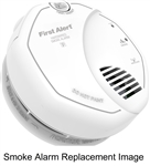 BRK Electronics First Alert SA520 120V AC/DC Wireless OneLink Smoke Alarm Bridge Unit (Upgraded to SA520B)