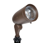 Focus Industries CDL-20-MR16-BRT 12V 75W MR16 Halogen Bullet Directional Light, Bronze Texture Finish