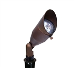 Focus Industries DL-22-120VLED-WIR 120V 4W MR16 LED Bullet Directional Light, Weathered Iron Finish