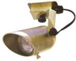 Focus Industries SL-25-WIR 12V Cast Aluminum Adjustable Surface Light, Weathered Iron Finish