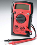 Gardner Bender GDT-3200 Digital Multimeters AC Voltage, DC Voltage, Resistance, Continuity, Temperature, Diodes, and Batteries