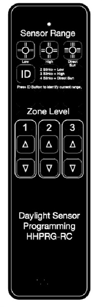 Greengate HHPRG-RC Handheld Daylight Zone Remote Programmer