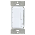 Halo Home HIWMA1BLE40AWH In-Wall Smart Dimmer, Bluetooth Low Energy, White