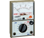 Hioki 3008 Analog Multimeter for maintenance of high power lines